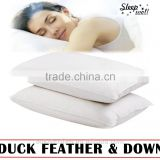 Luxury Duck Down & Feathers Pillow