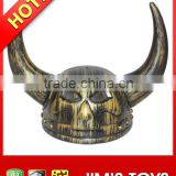 Brushed golden wholesale kids pirate hats crazy hats for kids