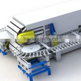 PU sandwich panel continuous double belt laminating machine                                                                         Quality Choice