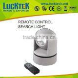 Best item police traffic light remote control search light inspection lamp spot light