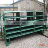 Australia/New Zealand Hot Sale Portable Horse Cattle Yard panels fences (1.8m highx6 bars or 1.6m highx5 bars)