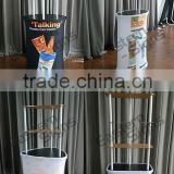 Various Shape Folding Acrylic Promotion Table Shelf