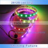 underwater flexible magic addressable 5v led strip, ws2812b led strip, digital led strip