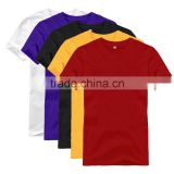 Made in China OEM T Shirts For Men And Women With Custom Logo