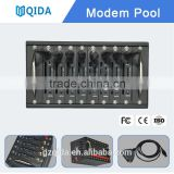 8 port sim card modem 3g modem evdo network qualcomm module for bulk sms sending marketing