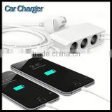 2 Usb Car Charger For Mobile Smart Phone