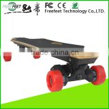 Adult Used Hot Sale Electric Longboard Skateboard, Dual Drive 1800W Skateboard Electric Scooter Factory