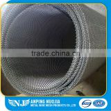 Over 10 Years Experience Supplier Fast Delievey Wholesale Stainless Steel Flat Top Crimped Wire Mesh