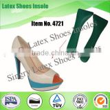 Safety Latex Metal Shoe Inserts
