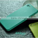 Wholesale for iPhone 7 leather sticker litchi leather skin sticker decal full body sticker