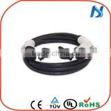 Khons j1772 type1 to 62196 type2 ev charging cable Electric Vehicle Charging Plugs Cable for ev cars