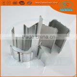 Kitchen Cabinet Square Stainless Steel Color Aluminium C Profile