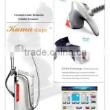 Equal to velashape machine, Kuma shape II skin tightening infrared tummy tuck cellulite massage weight loss slimming machine