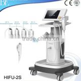 Eye Lines Removal Salon Beauty Equipment Hifu High Pigment Removal Intensity Focused Ultrasound Therapy Machine To Buy Pain Free