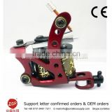 CE approval Rechargeable permanent makeup lips eyeliner tattoo machine tattoo machine box