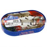 RUEGEN canned Herring Filets