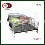 Guangzhou Poultry farming equipment BMC material pig farrowing pens used farrowing crates