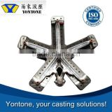 Yontone YT305 EU Market Oriented ISO Certificated Supplier High Value Added OEM Aluminum Die Casting Mould Making