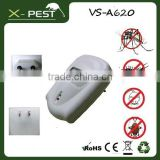 X-pest VS-A620 2015 Visson New design VS-326 5 in 1 getting rid of duster pest mouse control AC plug As seen on TV