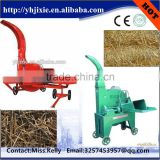 Electric driven chaff cutter, good quality diesel engine driven Silage feed making machine, Corn straw cutter
