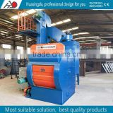 INquiry about QTT1500 tilt drum type shot blasting machine for sharp workpiece