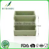 Popular quality assurance health material bamboo pen holder