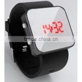 2014 LED bluetooth mobile phone watches led watches caller ID display with Vibrating