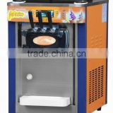 BJ188S table top three flavor rainbow ice cream machine for sale manufacturer
