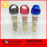 Tableware Water Bottles Water Bottles Popular Sport Drink Bottle Fruit Infuser Bottle H0274