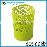 solar heat protection silicone bowl cover,cup set