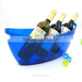 2017 New 6L belvedere vodka acrylic ice bucket cooler for wholesale