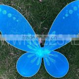 girls turquoise angel butterfly wings for sale