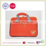 19 inch laptop bag with tricot in side for 2015 promotional gifts