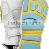 Ski gloves with powerful protection