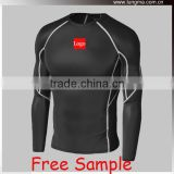 Wholesale Sportswear Garment Supplier, Compression Underwear Clothing T Shirt for Men and Women