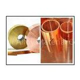 Thin Copper Sheet 0.05mm * 20mm Foil 1 mm Copper Sheet UNS C1100 EN Grade Image