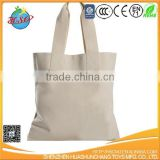 wholesale blank canvas Natural Canvas Tote Bag