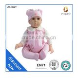 reborn soft silicone baby dolls for kids/lifelike baby dolls for children/soft silicon newborn baby doll