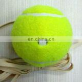 High Quality tennis balls with elastic