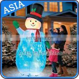 Asia Inflatable Made In China Qualified Giant Snow Man Ballons