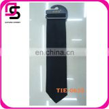 Classic high quality pure color unisex tie