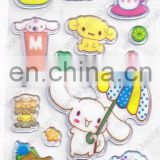 Promotional Non-toxic DIY sheep Sponge sticker