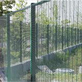 hot dipped galvanized outdoor security anti-climb anti-cut power plant fencing
