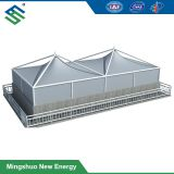 Malodorous Gas Pollution Sewage Treatment Plant