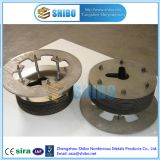 Molybdenum/Tungsten cover plate for Sapphire Growing Furnace
