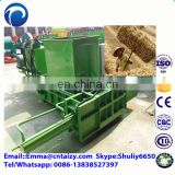 Hay and straw baler machine Straw baler machine Square hay baler straw bale press machine