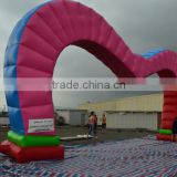 2016 Grand opening advertising inflatable arch from China inflatable manufacturer for sale