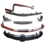 Heavy duty taper leaf springs for truck/trailer/carriage