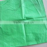 green pp bag/sack for coffee beans exported to Africa