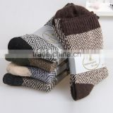 Men's Warm Winter Thick Wool mixture ANGORA Cashmere Casual Dress Socks